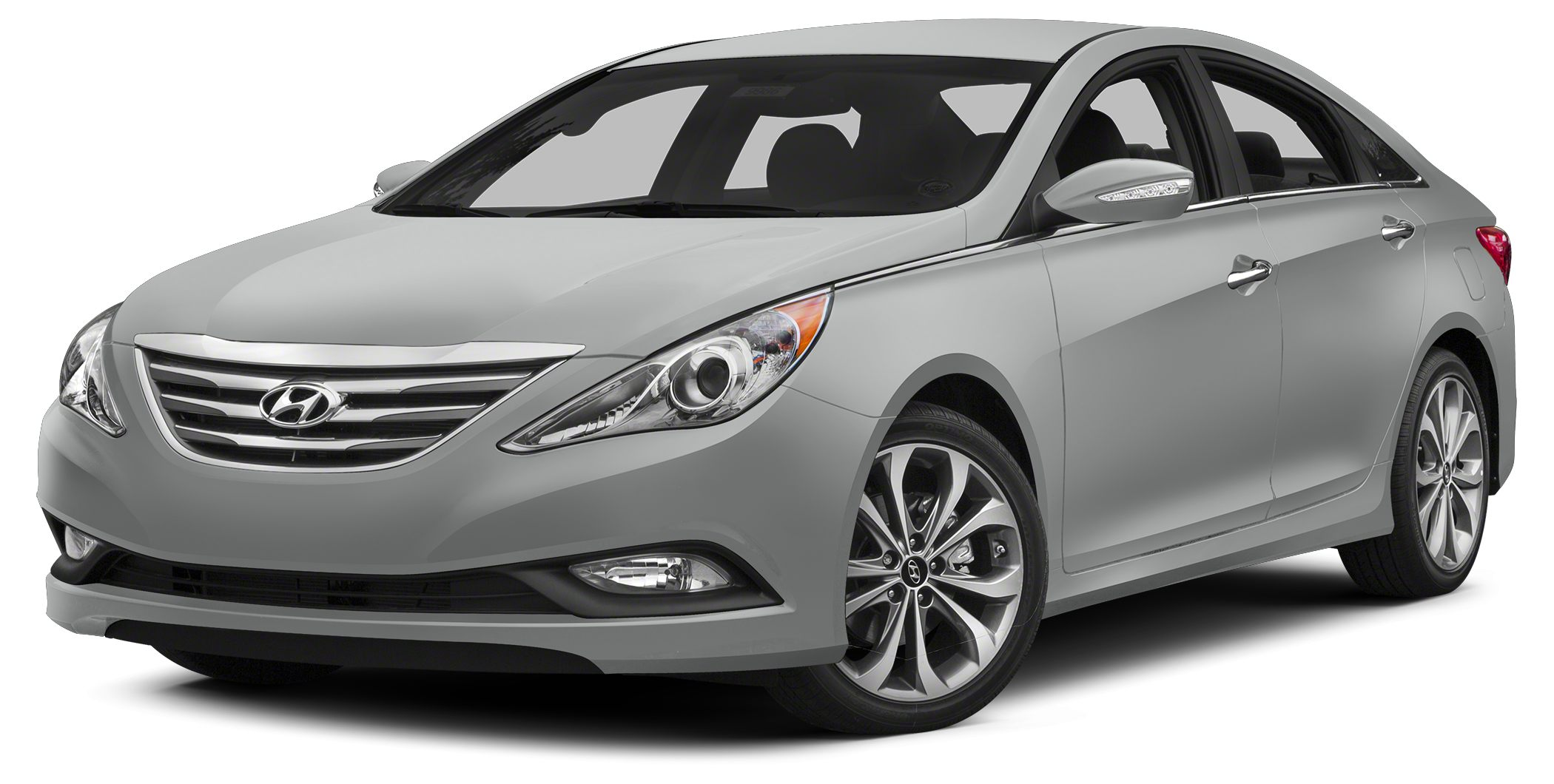 2014 Hyundai Sonata GLS Bluetooth Miles 11923Color Radiant Silver Metallic Stock H5587P VIN