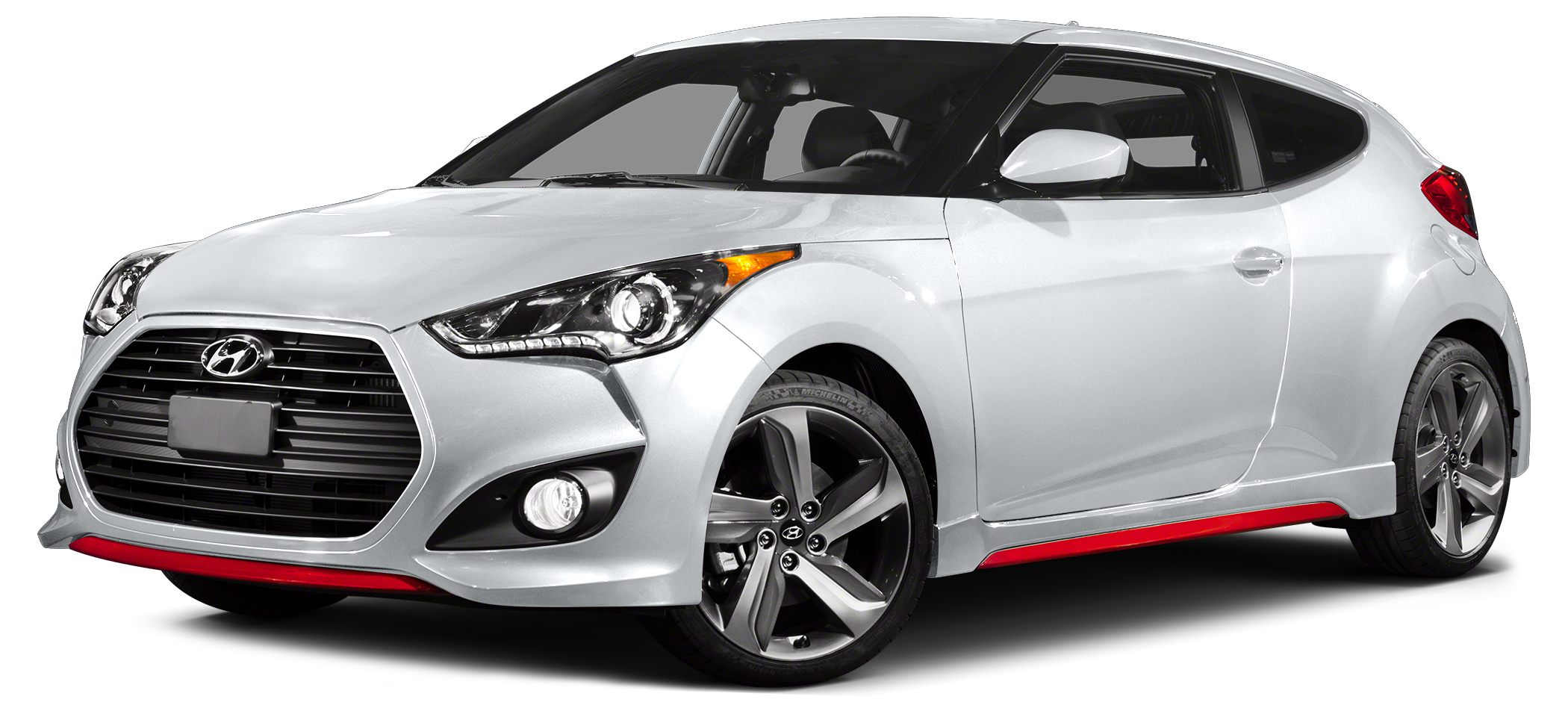 2014 Hyundai Veloster Turbo R-Spec Step into the 2014 Hyundai Veloster It delivers plenty of powe