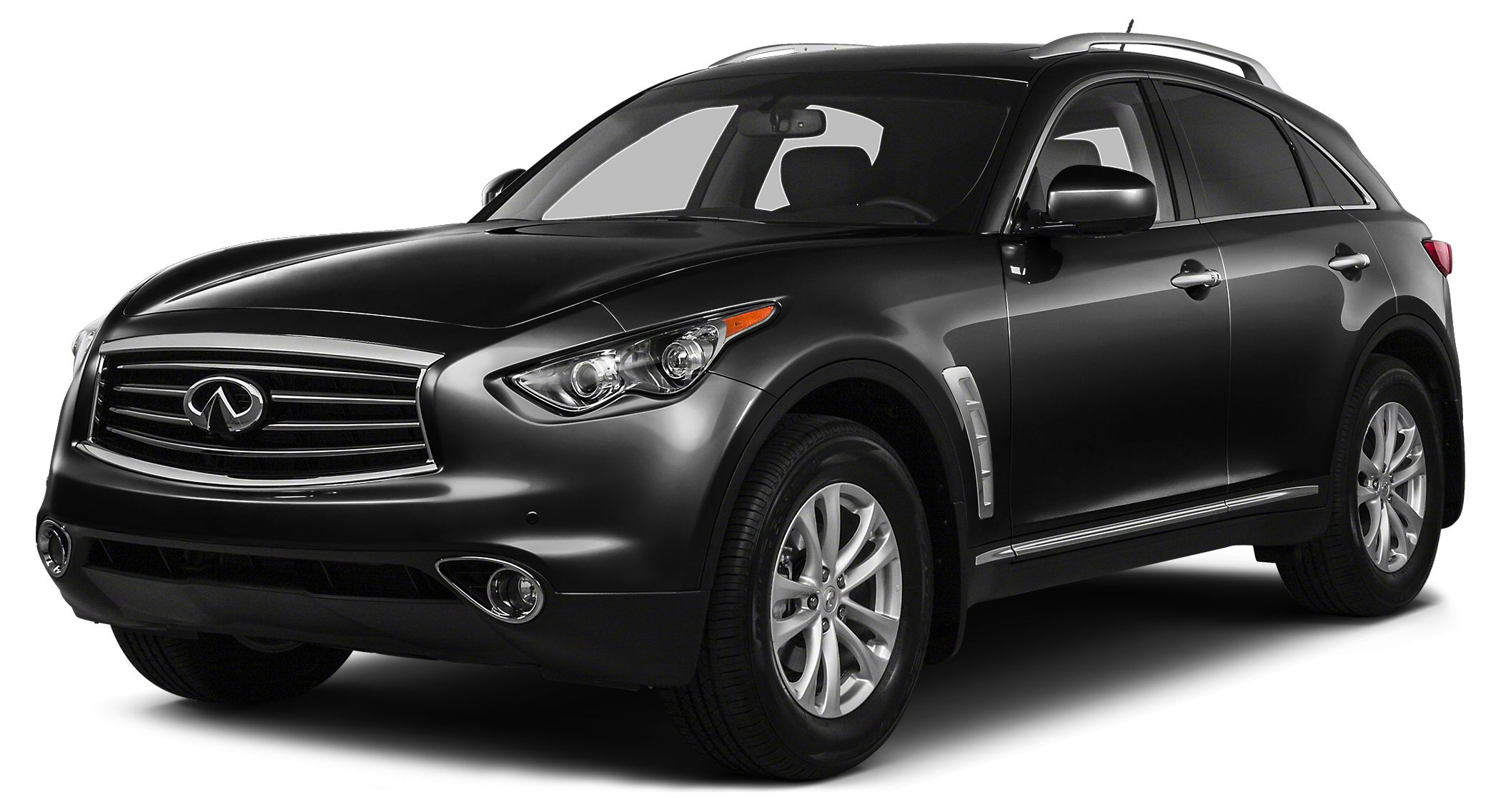 2014 INFINITI QX70 Base NAVIGATION POWER MOONROOF POWER LIFTGATE ONLY 50K MILES FLORIDA VEHICL
