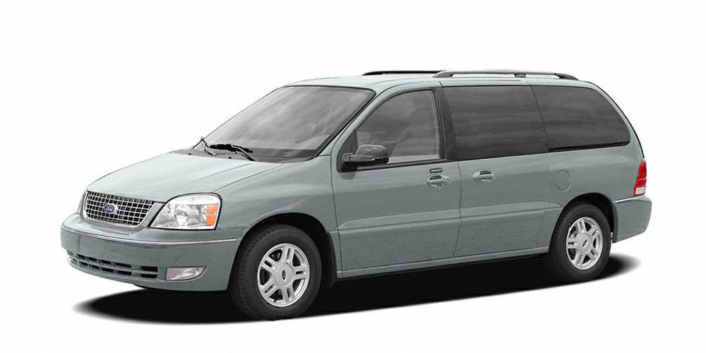 2007 Ford Freestar SEL AUTOCHECK 1 OWNER LEATHER PREMIUM PACKAGE TRAILER TOW PA