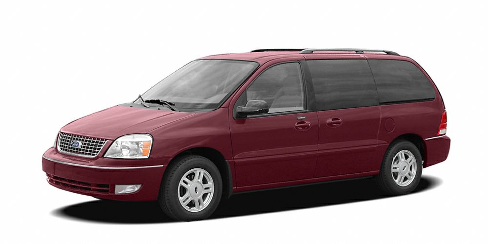 2007 Ford Freestar SEL Miles 0Color Dark Toreador Red Clearcoat Metallic Stock 151370A VIN 2