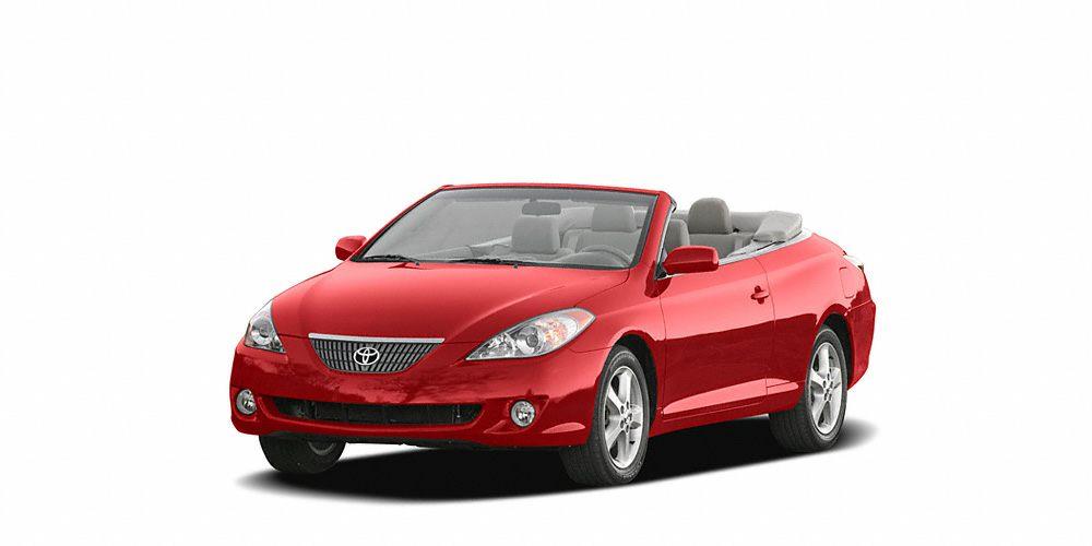 2006 Toyota Camry Solara  New Arrival Steering Wheel Controls Automatic Headlights Rear Spoiler