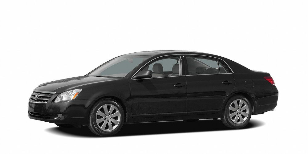 2006 Toyota Avalon Limited 5-Speed Automatic with Overdrive ABS brakes Compass Front dual zone