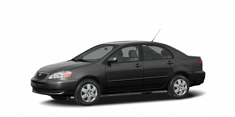 2006 Toyota Corolla  Land a deal on this 2006 Toyota Corolla before someone else takes it home Co