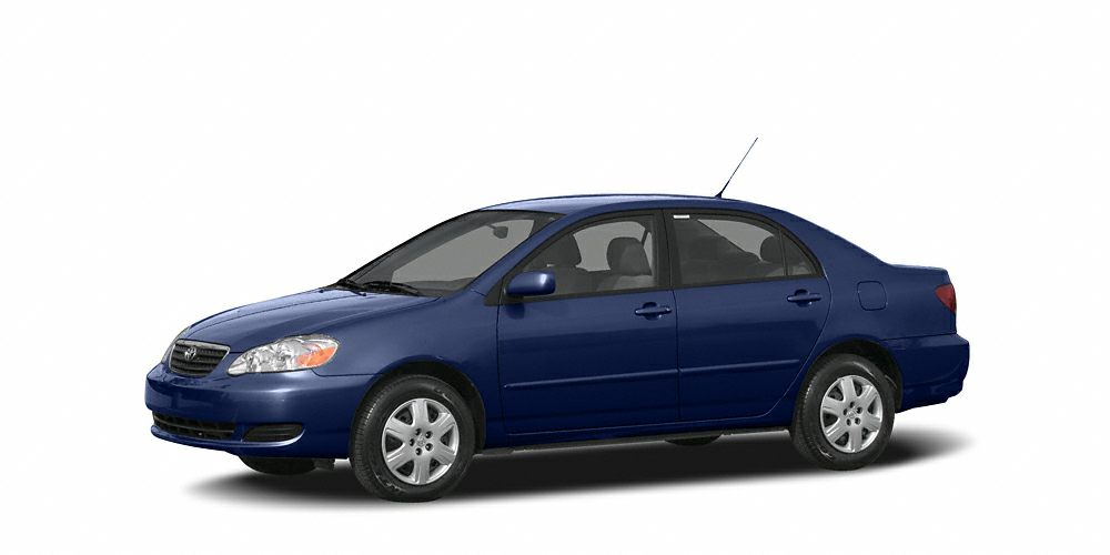 2006 Toyota Corolla CE Snatch a score on this 2006 Toyota Corolla CE before someone else snatches