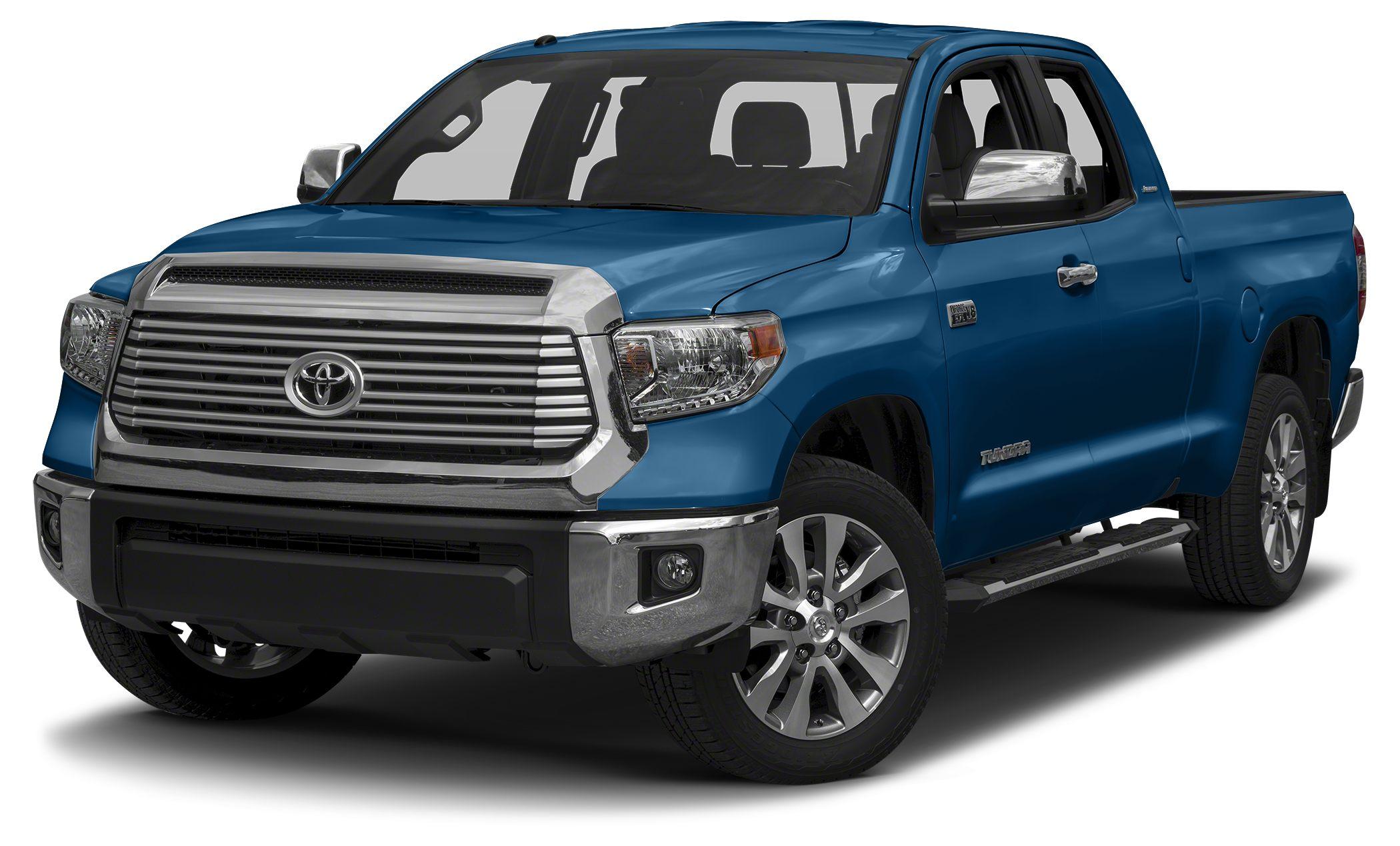 2016 Toyota Tundra Limited Navigation Heated Leather Seats Back-Up Camera Premium Sound System