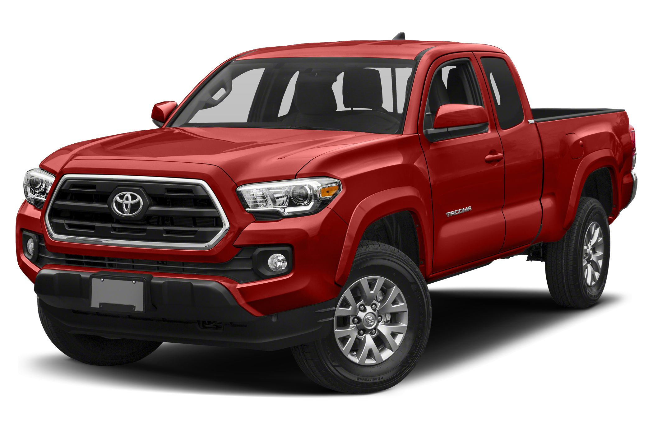 2016 Toyota Tacoma SR5 EPA 23 MPG Hwy18 MPG City CARFAX 1-Owner GREAT MILES 21660 SR5 trim i