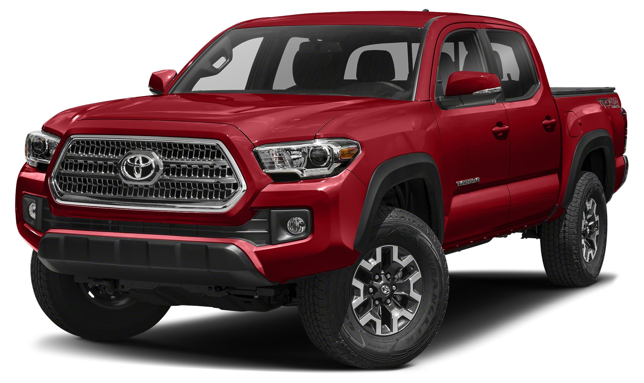 2017 Toyota Tacoma TRD Off Road CARFAX 1-Owner GREAT MILES 12522 EPA 23 MPG Hwy18 MPG City Na