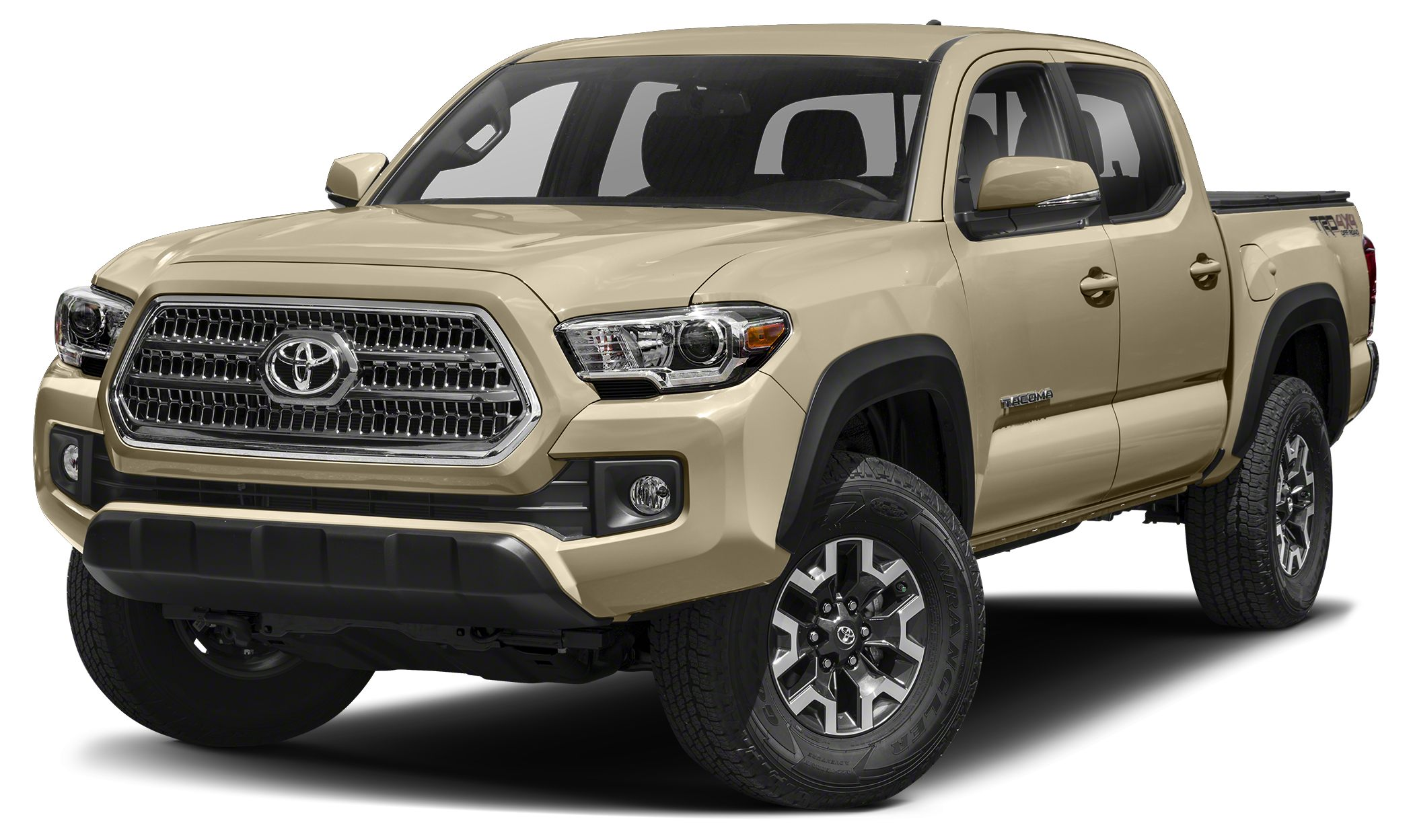 2018 Toyota Tacoma TRD Off Road This 2018 Toyota Tacoma 4dr TRD Offroad features a 35L V6 Cylinde