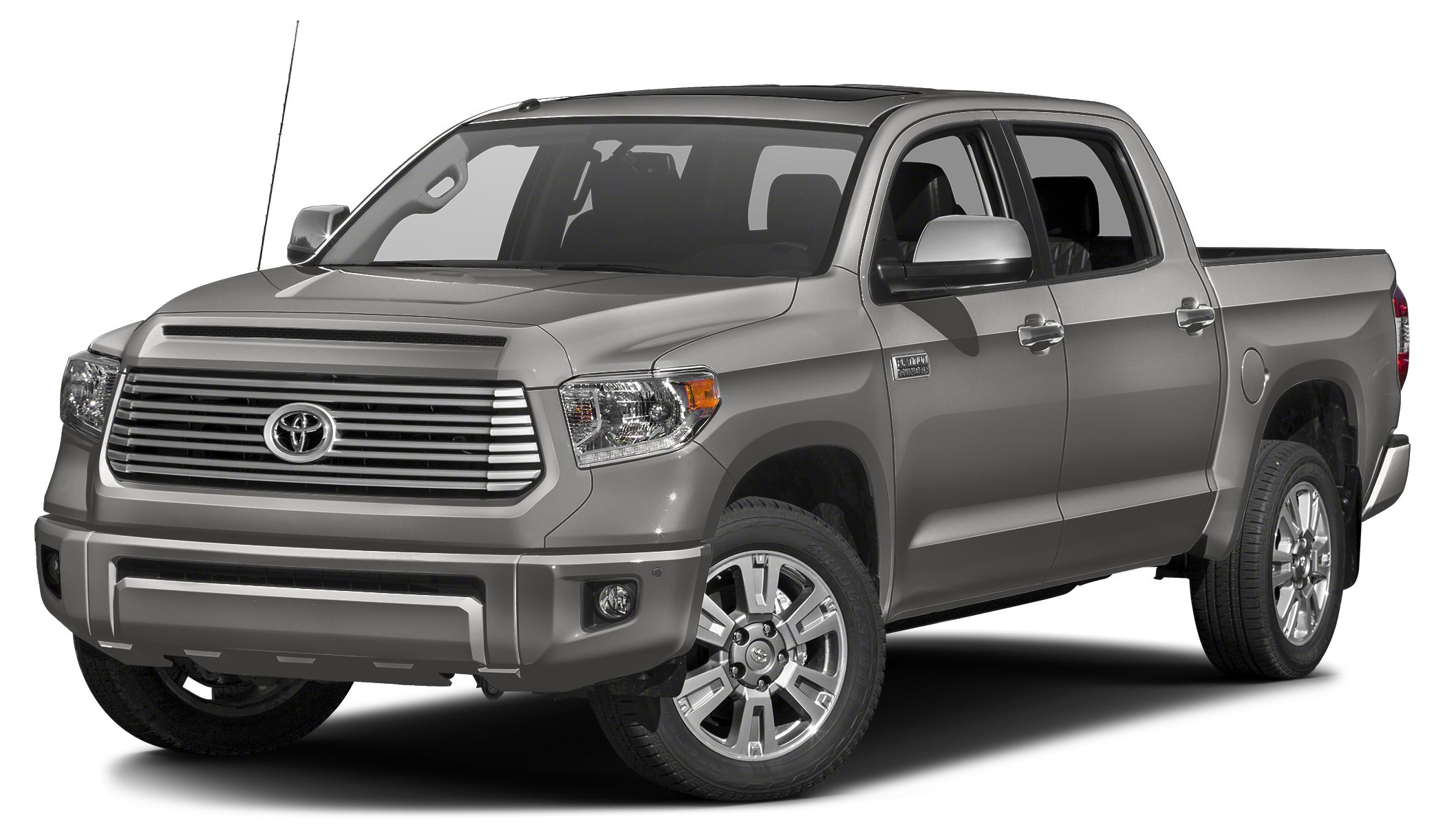 2016 Toyota Tundra Platinum Miles 0Color Silver Sky Metallic Stock 05487 VIN 5TFGW5F19GX2054