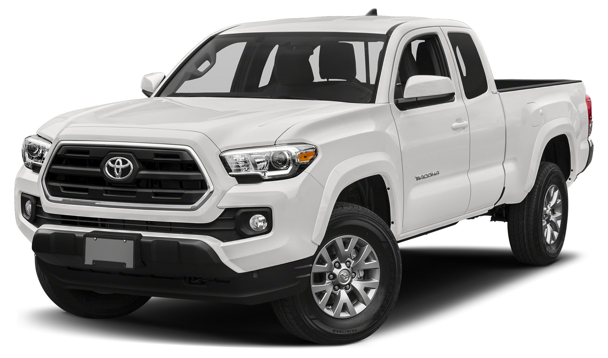2017 Toyota Tacoma SR5 CARFAX 1-Owner ONLY 1795 Miles FUEL EFFICIENT 23 MPG Hwy18 MPG City Sa