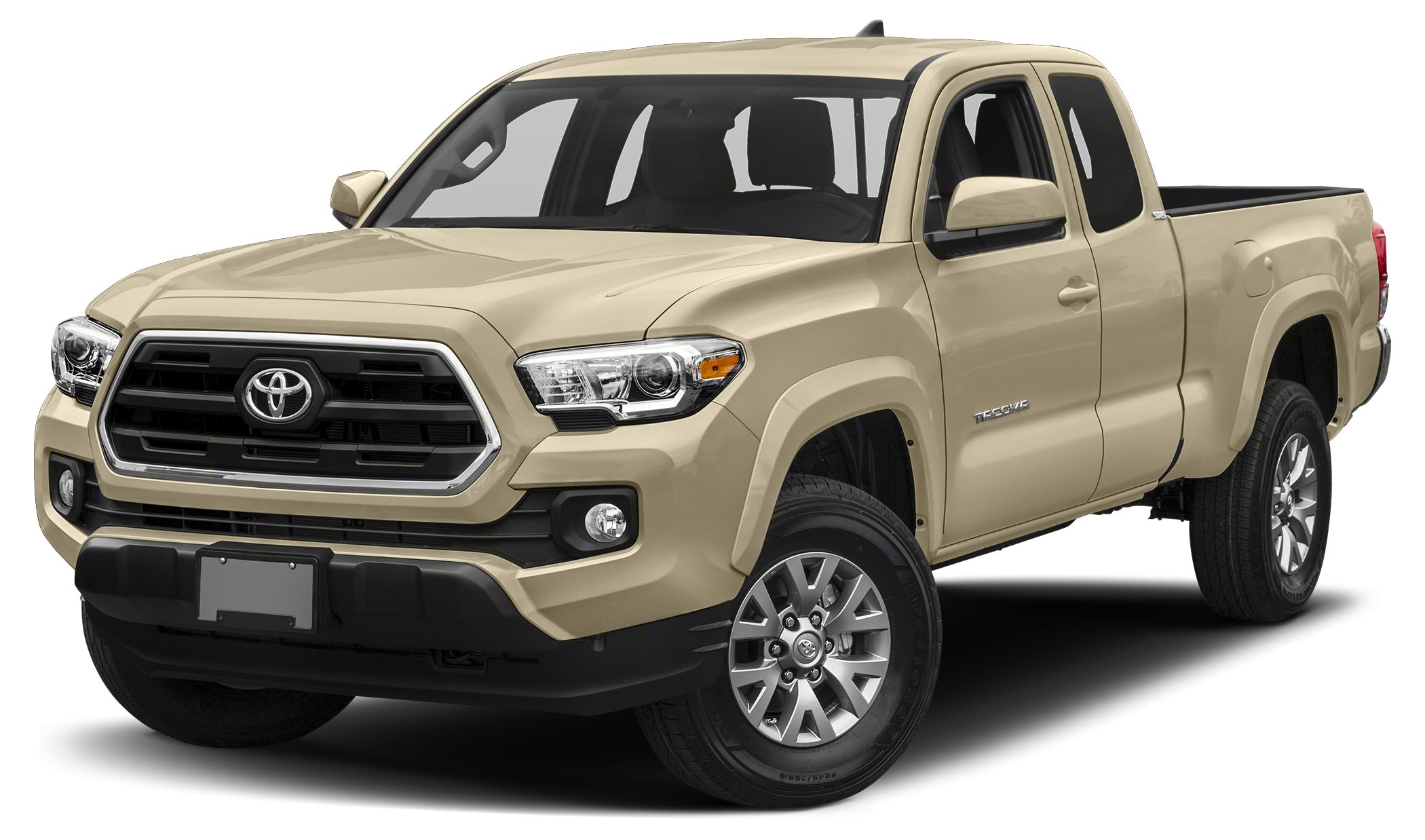 2017 Toyota Tacoma SR5 IPodMP3 Input Bluetooth CD Player Tow Hitch TOW PACKAGE HARD TRI-FOLD