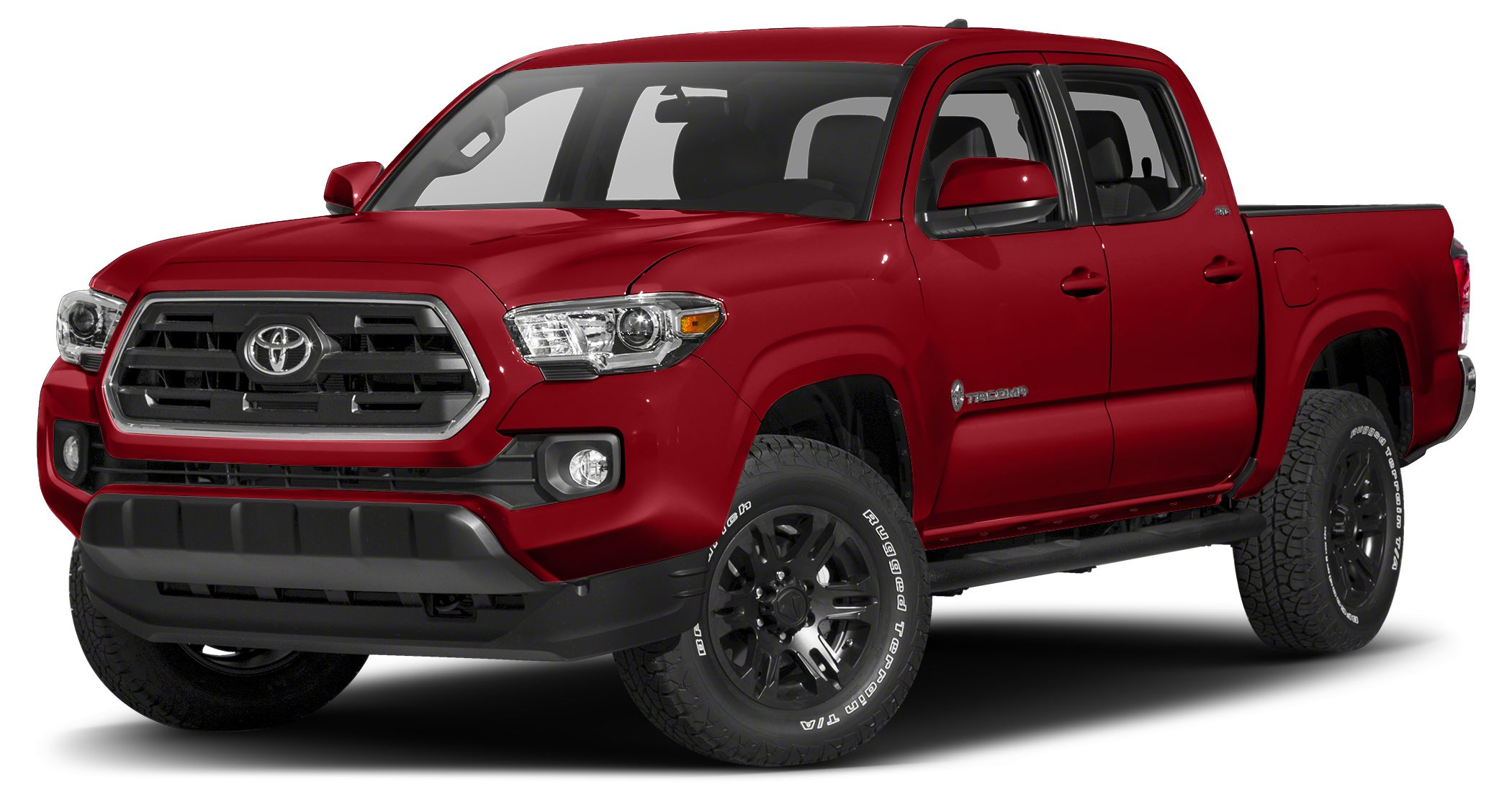 2017 Toyota Tacoma SR5 FUEL EFFICIENT 23 MPG Hwy18 MPG City CARFAX 1-Owner LOW MILES - 3929 S