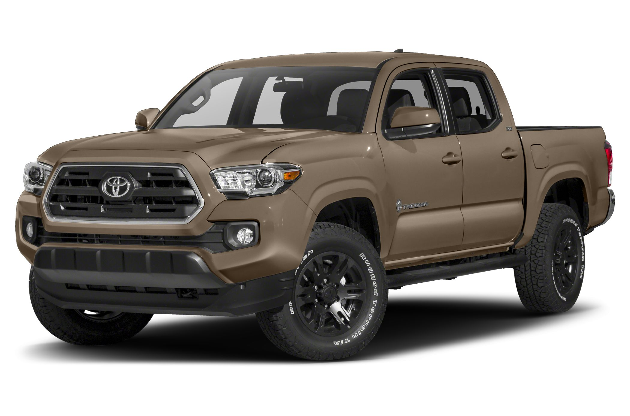 2017 Toyota Tacoma SR5 SR5 trim FUEL EFFICIENT 23 MPG Hwy18 MPG City CD Player Bluetooth Alum