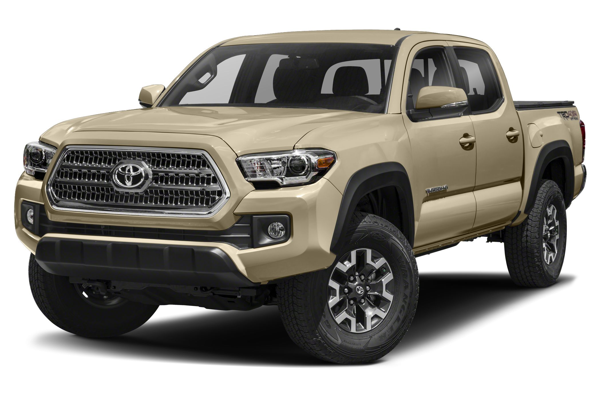 2017 Toyota Tacoma TRD Off Road Navigation CD Player Keyless Start Back-Up Camera Alloy Wheels