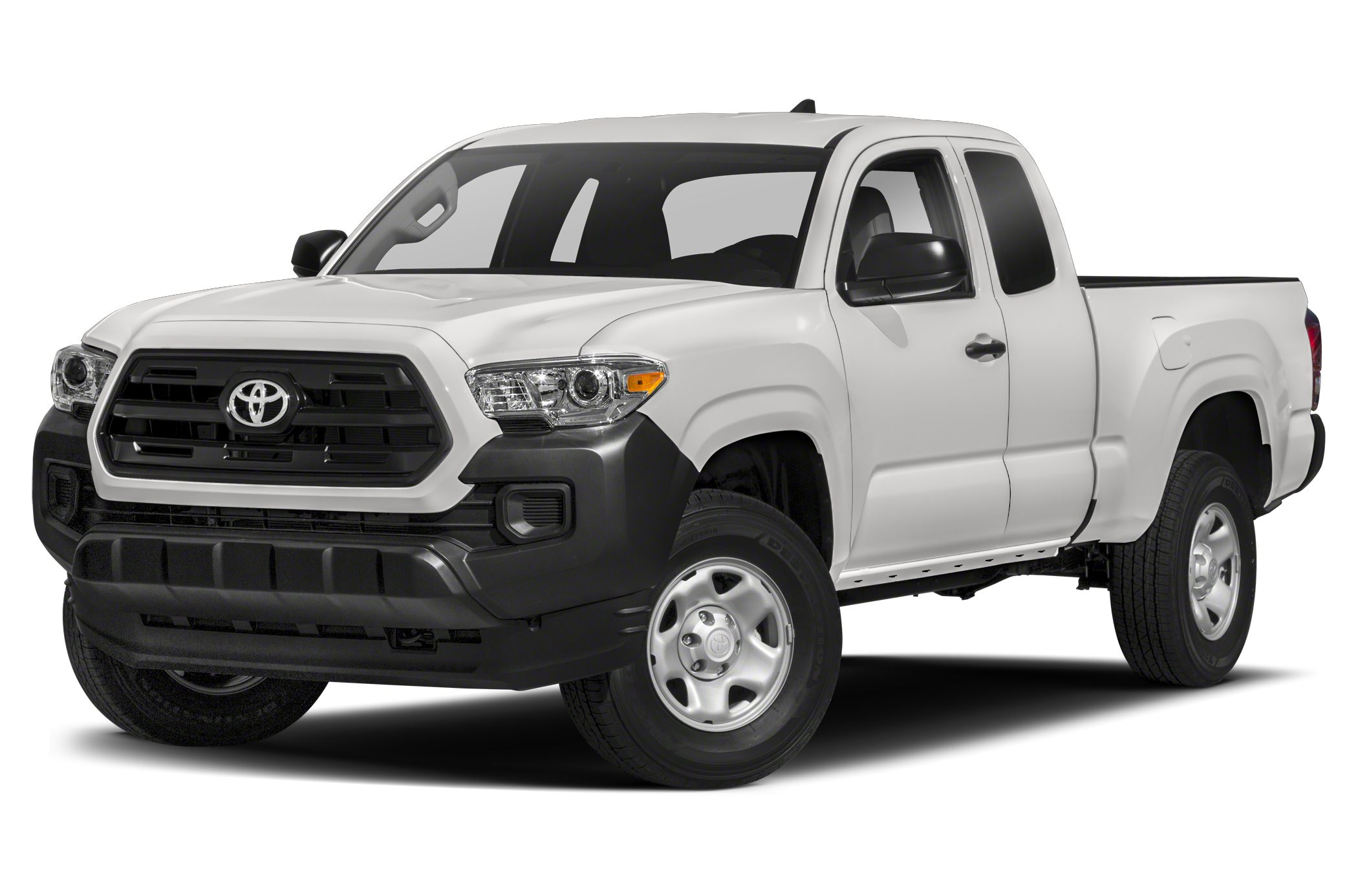 2017 Toyota Tacoma SR FUEL EFFICIENT 22 MPG Hwy19 MPG City SR trim 4x4 Back-Up Camera iPodMP