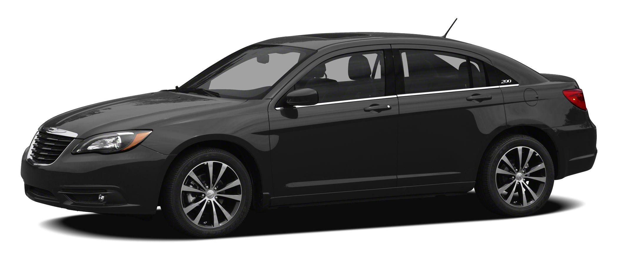 2012 Chrysler 200 S Price does not include tax title registration documentation fee or other ap