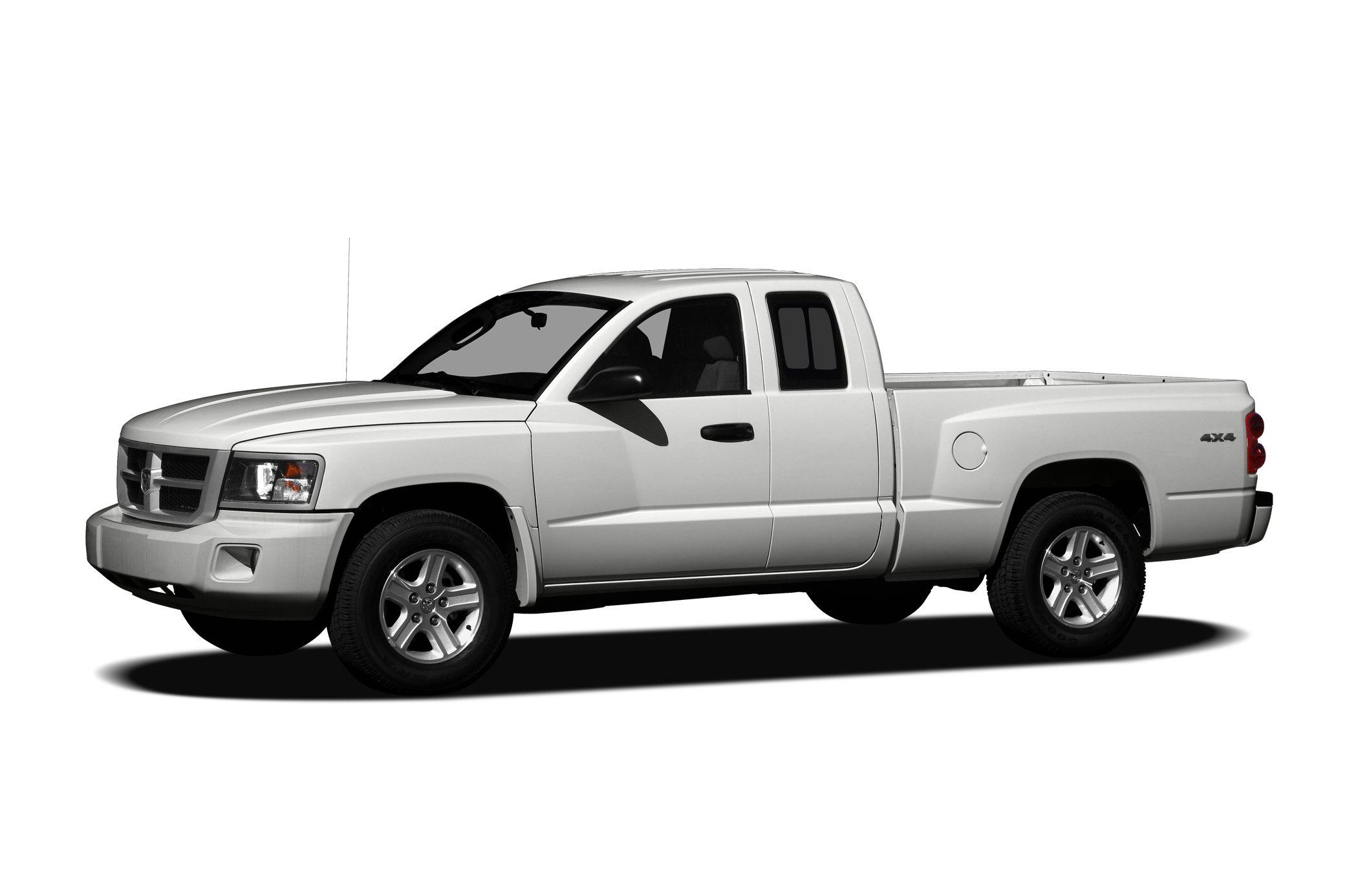 2010 Dodge Dakota ST Vehicle Options 4WDAWD Driver Airbag Steel Wheels ABS Brakes Fog Lights Tach