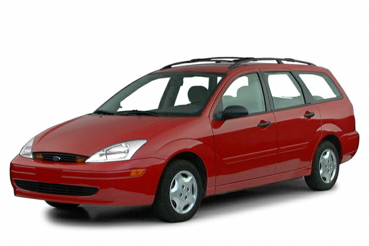 2001 Ford Focus SE Vehicle Options Air conditioning Child Safety Door Locks Power Door Locks Air C