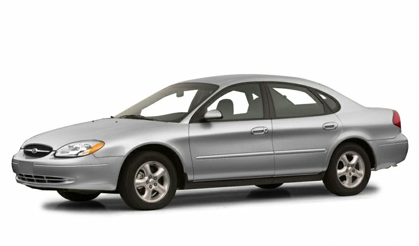 2001 Ford Taurus SES Miles 259668Color Gray Stock SB15802A VIN 1FAFP55U91G165011