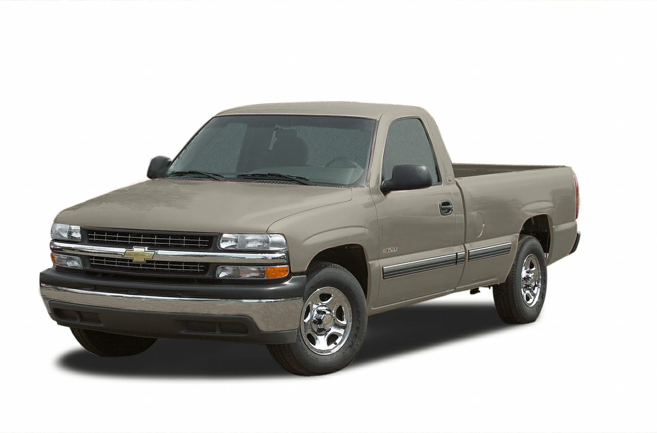 2002 Chevrolet Silverado 1500  Miles 108825Color White Stock 5975B VIN 1GCEC14W02Z230282