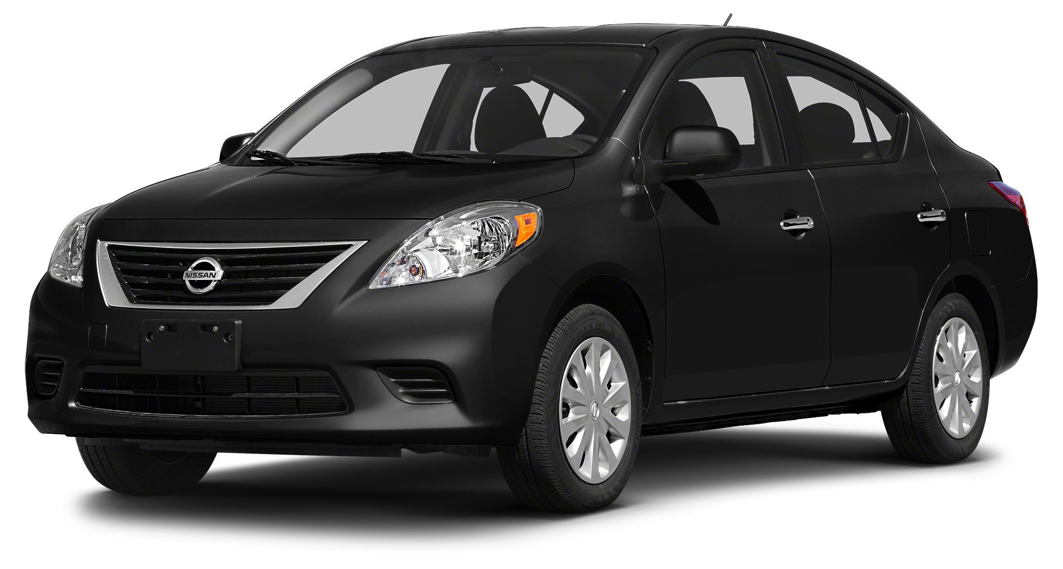 2014 Nissan Versa 16 SV Vehicle Detailed Recent Oil Change and Passed Dealer Inspection Looks