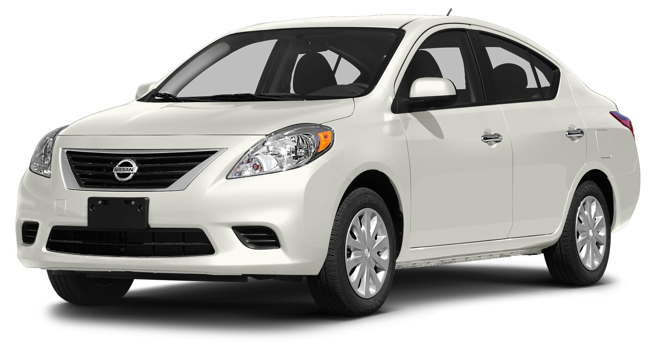 2014 Nissan Versa 16 S Miles 43384Color Fresh Powder Stock SB15126A VIN 3N1CN7AP7EL853026