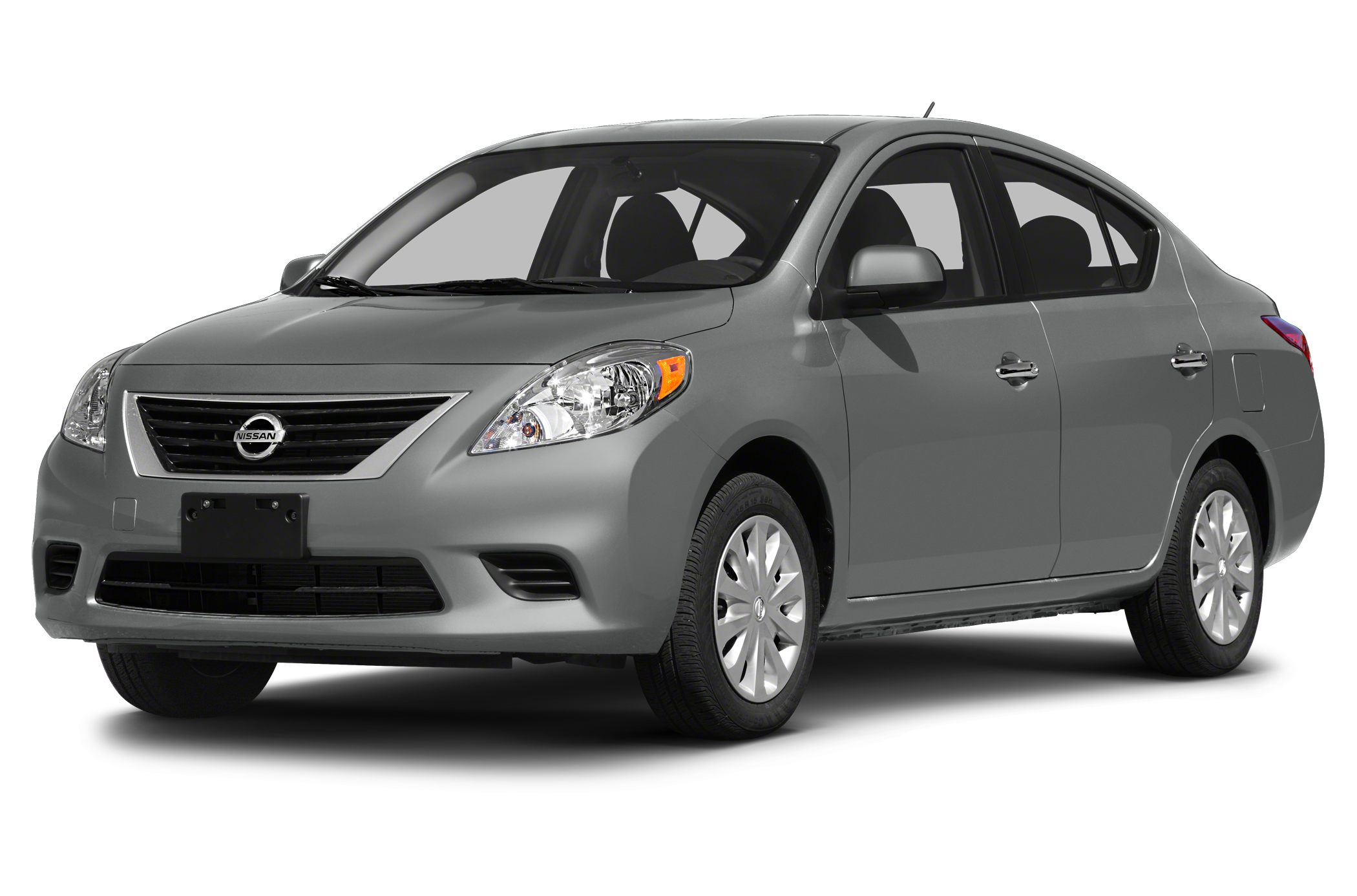 2014 Nissan Versa 16 SV Vehicle Options Air Conditioning Passenger Airbag Tachometer Child Safety
