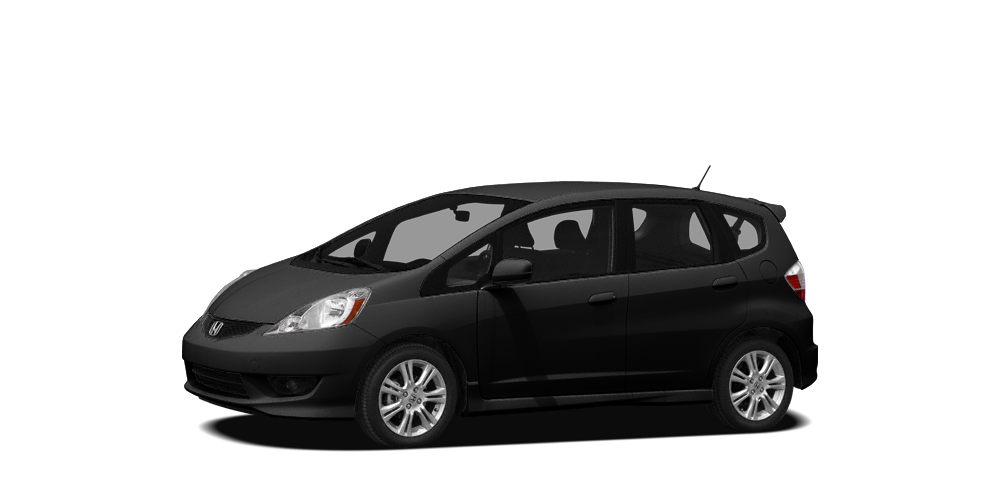2009 Honda Fit Sport Clean Carfax - 1 Owner - CD player - Power windows - and Remote keyless entry