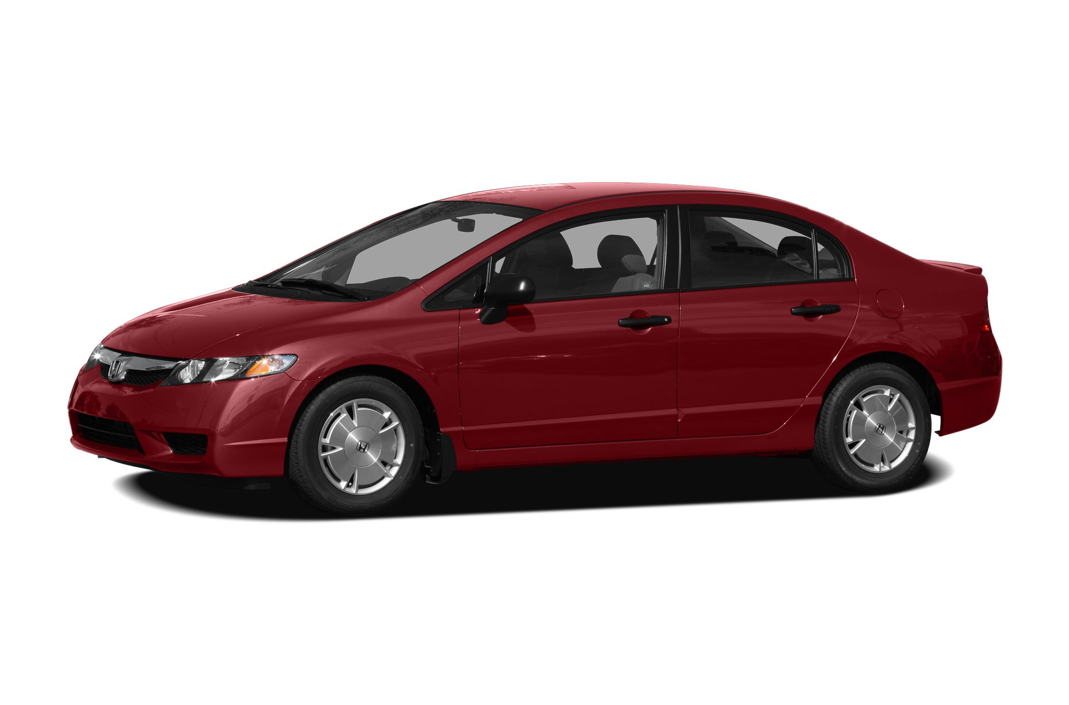 2009 Honda Civic EX Vehicle Detailed Recent Oil Change and Passed Dealer Inspection Stability a