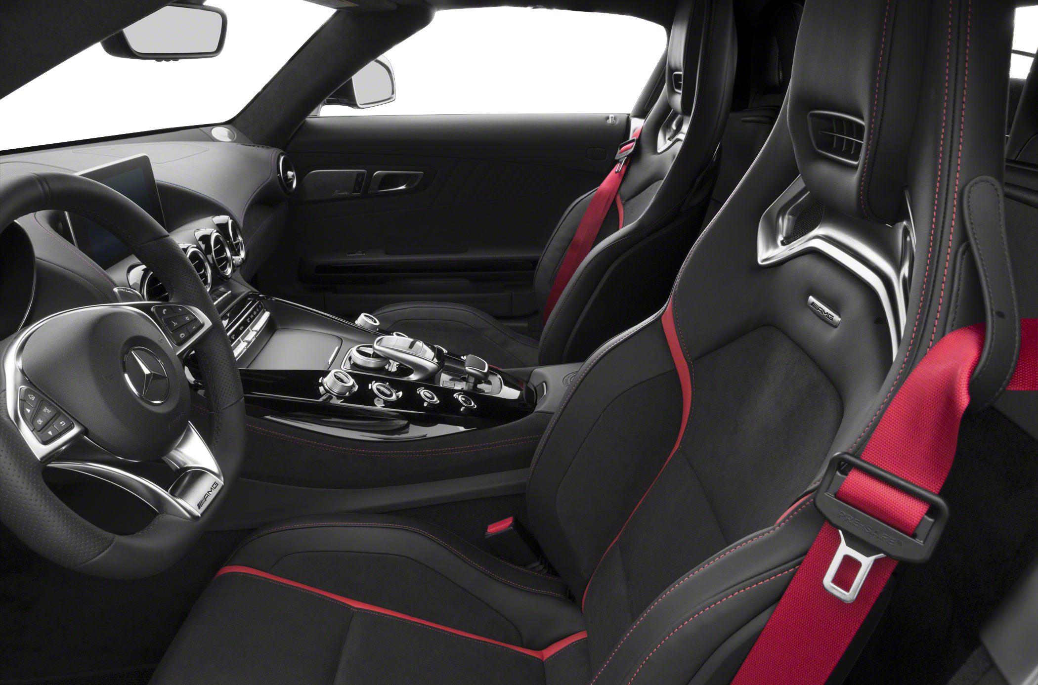 2018 MERCEDES AMG GT BASE