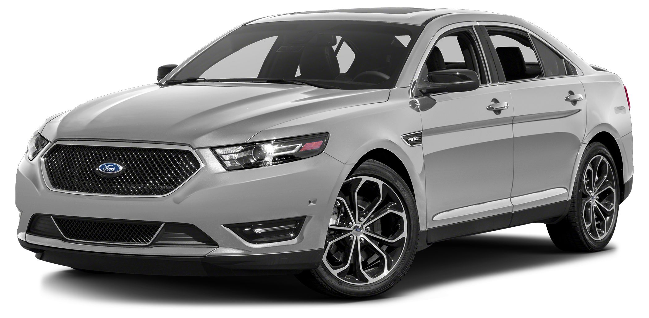 2016 Ford Taurus SHO Miles 1618Color Chrome Stock GG101912 VIN 1FAHP2KT8GG101912