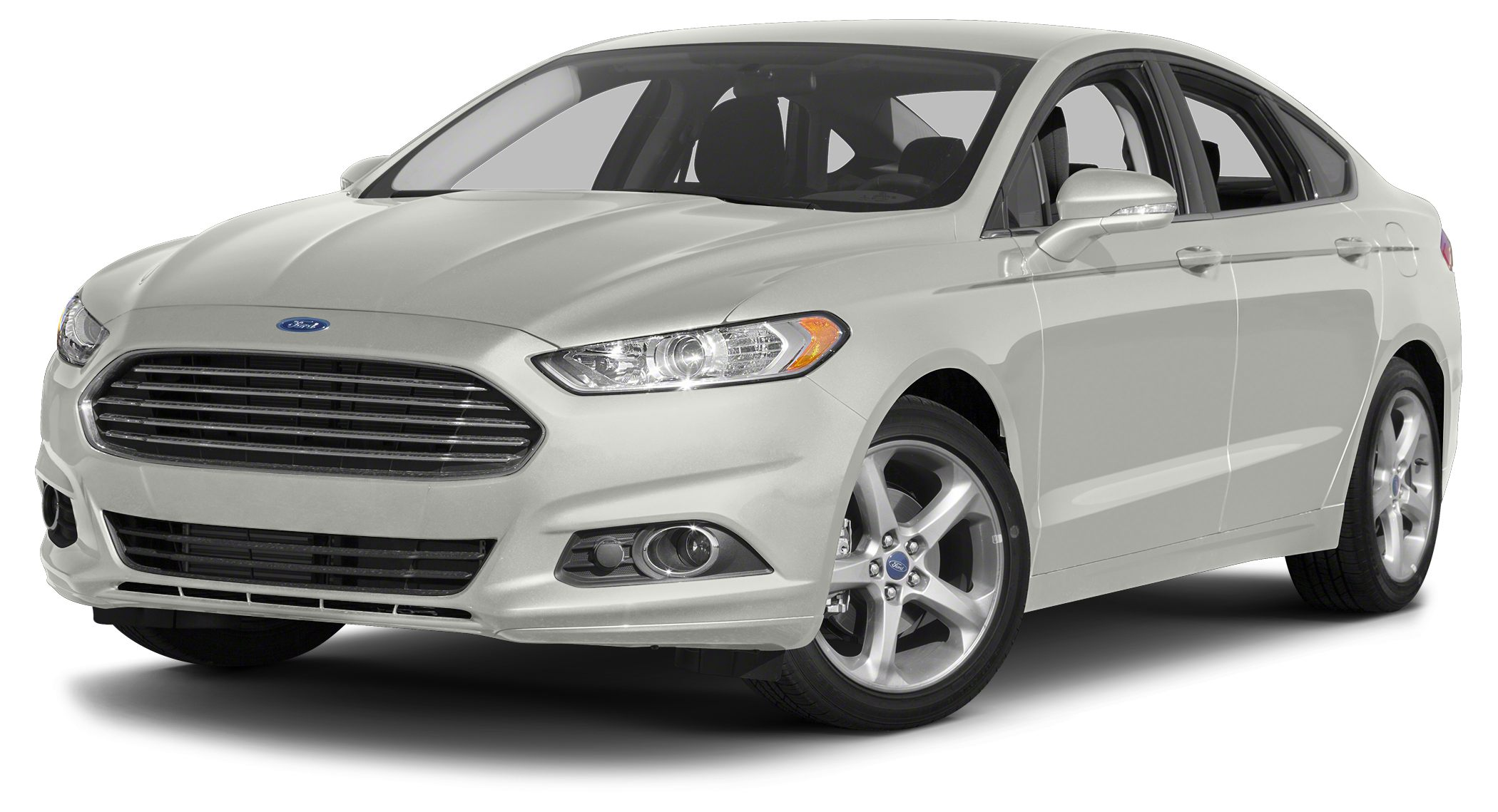 2015 Ford Fusion SE The 2015 Ford Fusion has the upscale style and front grille that resemble high