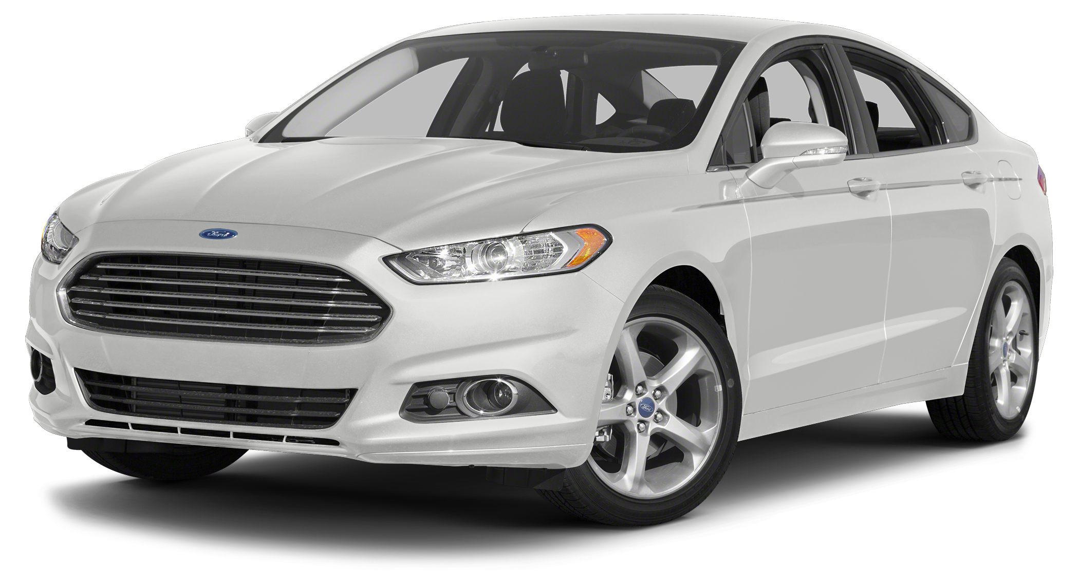 2016 Ford Fusion SE The Ford Fusion has the upscale style and front grille that resemble higher-pr