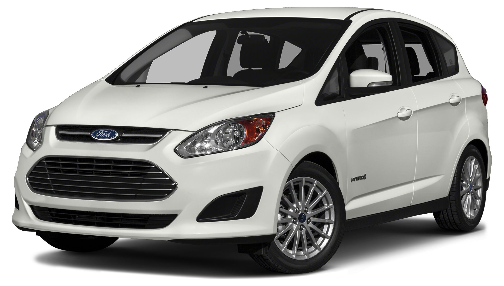 2014 Ford C-Max Hybrid SE Miles 11Color Oxford White Stock F305811 VIN 1FADP5AUXEL516468