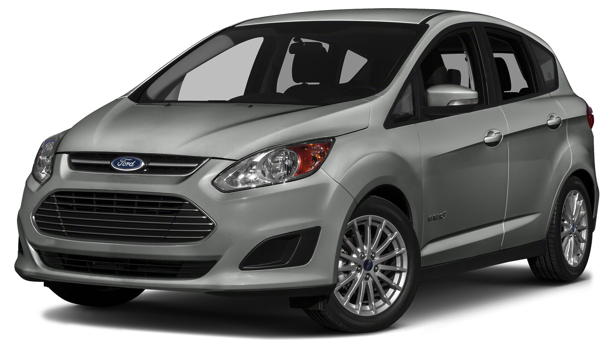 2014 Ford C-Max Hybrid SE Miles 77Color Ice Storm Metallic Stock F305835 VIN 1FADP5AU8EL5164
