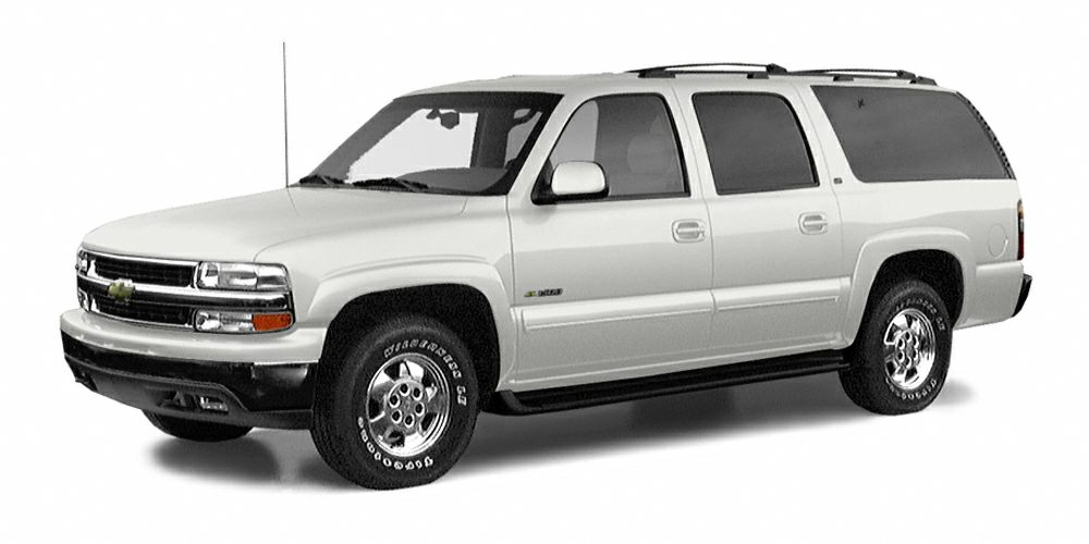 2003 Chevrolet Suburban 1500 LT  WHEN IT COMES TO EXCELLENCE IN USED CAR SALESYOU KNOWYOURE