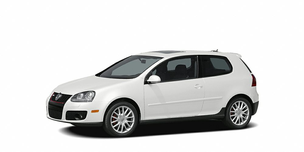 2006 Volkswagen GTI 2-Door Miles 105773Color Candy White Stock H6584P VIN WVWFV71K26W142859