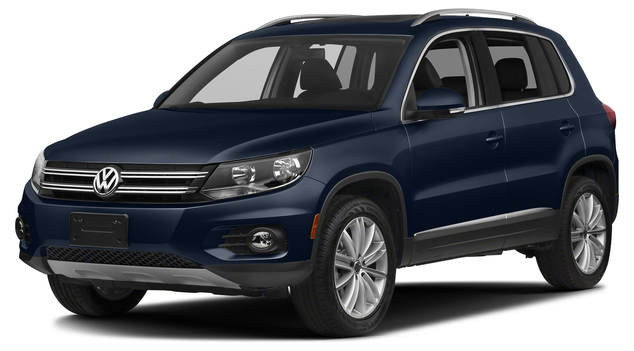 2015 Volkswagen Tiguan SE CARFAX One-Owner - Clean CARFAX - AWD - Backup Camera - Bluetooth - Allo