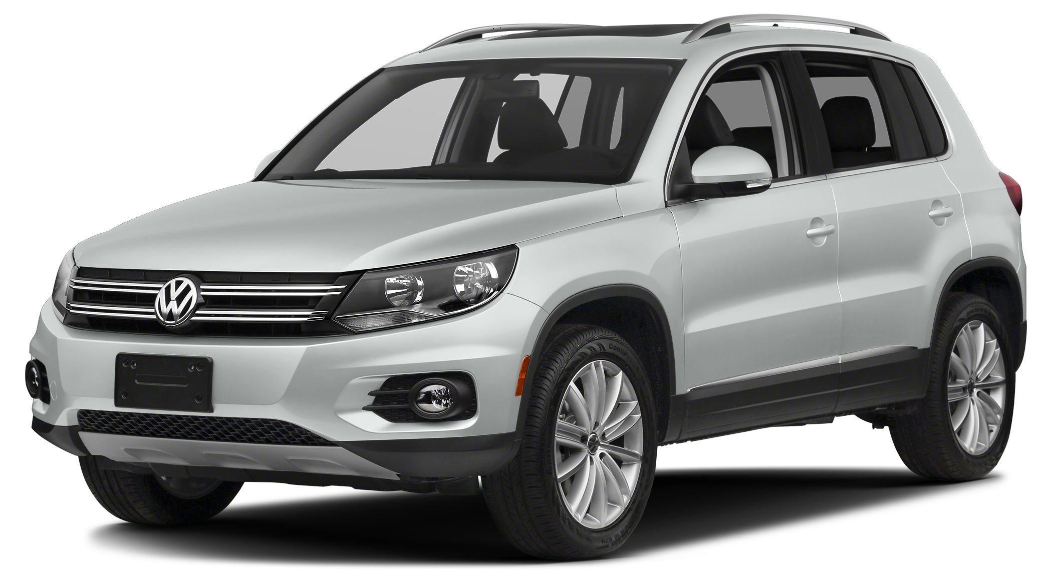 2015 Volkswagen Tiguan S The Tiguan is everything you want in a compact SUV and more It has smoot