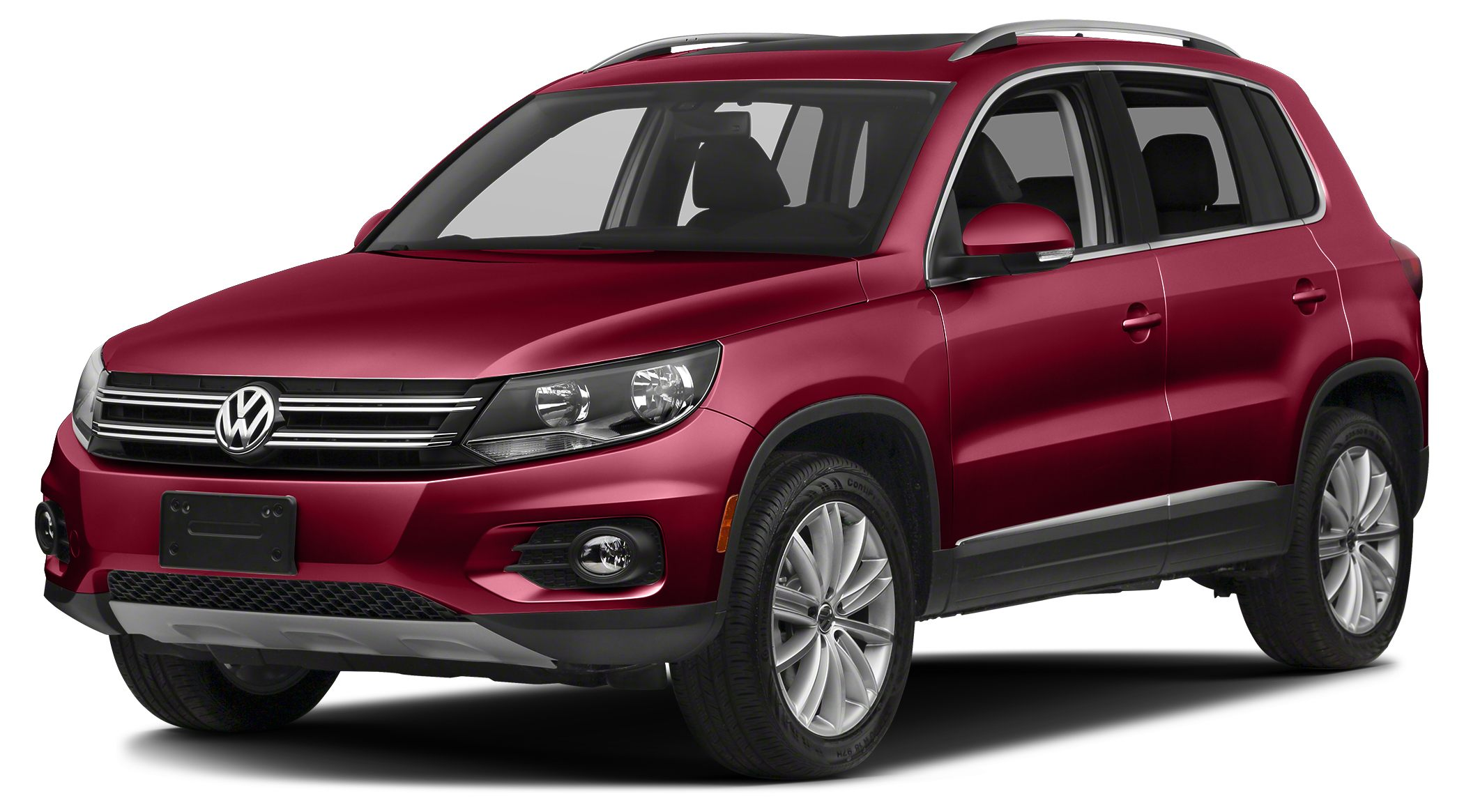 2016 Volkswagen Tiguan S The Tiguan is everything you want in a compact SUV and more It has smoot