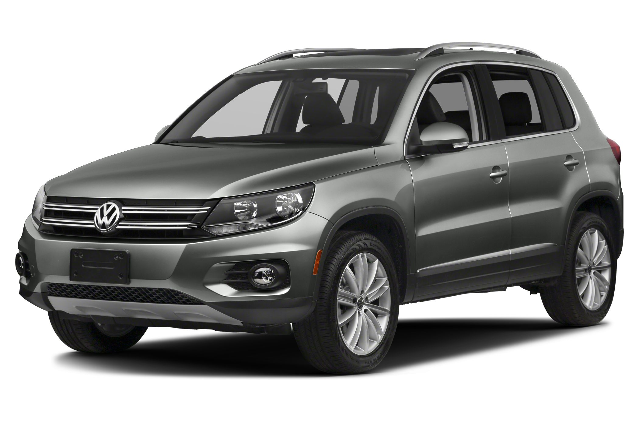 2014 Volkswagen Tiguan SE LOCAL TRADE CLEAN CARFAX and ONE OWNER Turbo Dont let t