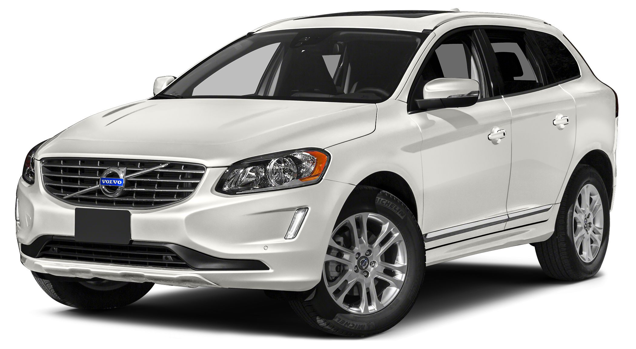 2015 Volvo XC60 T6 Platinum White The SUV youve always wanted Your lucky day If youre looking