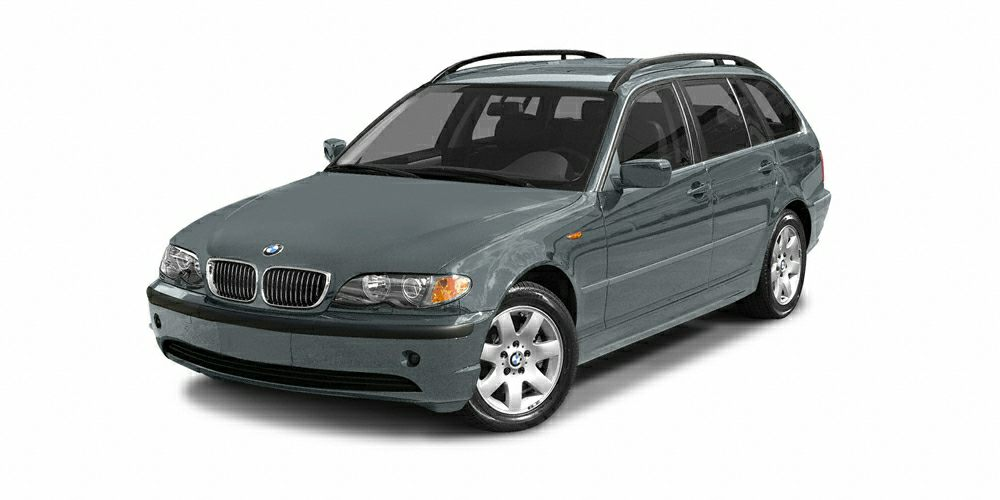 2003 BMW 3 Series 325iT CARFAX 1 owner and buyback guarantee All Around champ New In Stock
