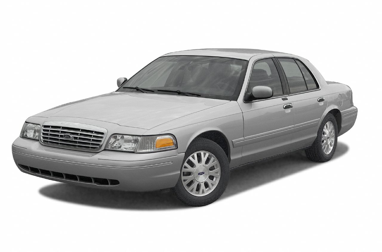 2003 Ford Crown Victoria Base Land a score on this 2003 Ford Crown Victoria Standard before its t