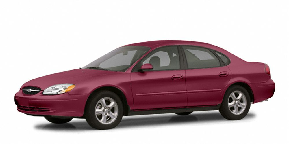 2003 Ford Taurus LX Snag a deal on this 2003 Ford Taurus LX Standard before someone else takes it