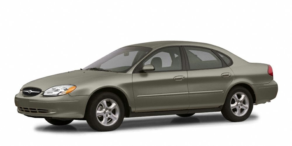 2003 Ford Taurus SES Vehicle Detailed Recent Oil Change and Passed Dealer Inspection Looks and