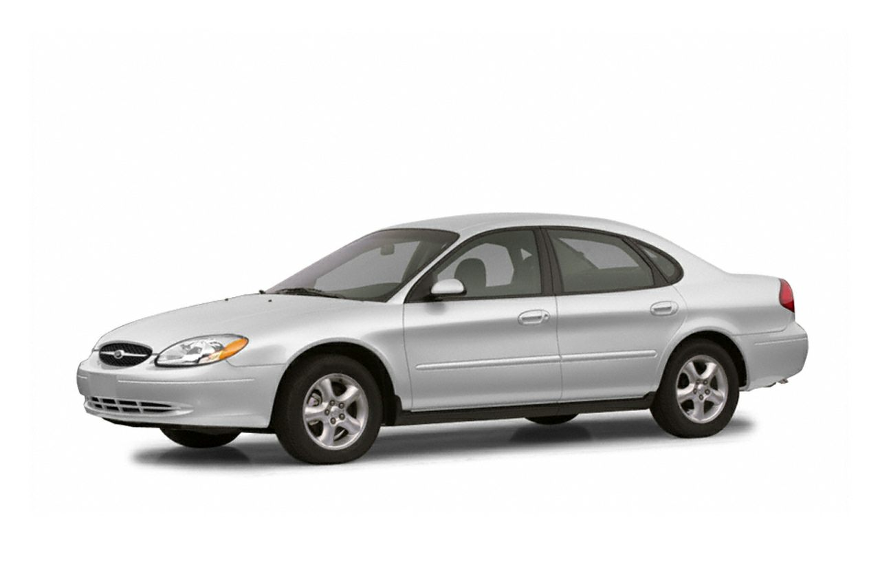 2003 Ford Taurus SES Check out this 2003 Ford Taurus  Its Automatic transmission and engine will