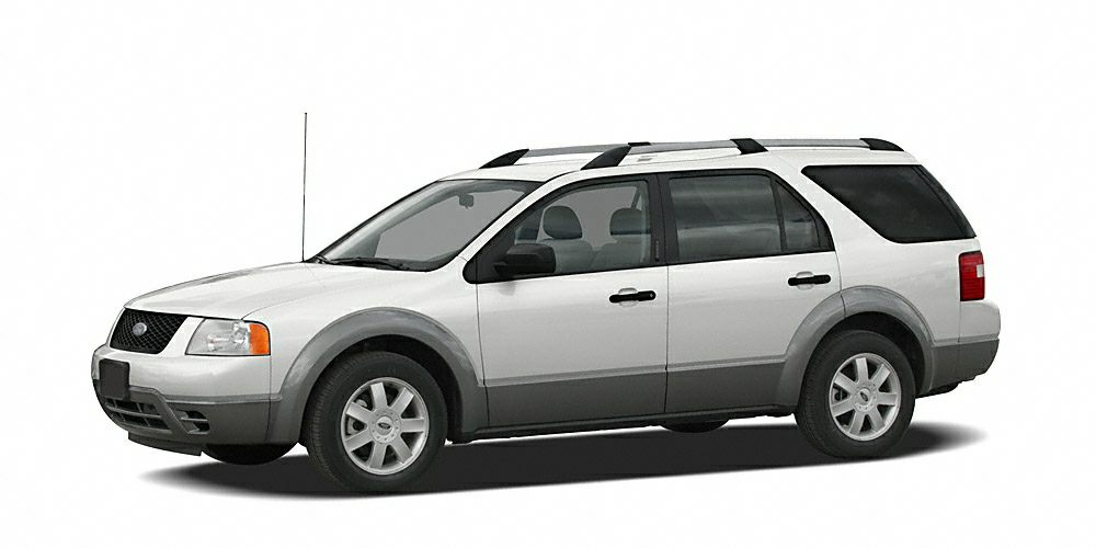 2005 Ford Freestyle SE Miles 94771Color White Stock 16264R VIN 1FMZK01125GA00505