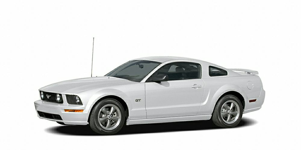 2005 Ford Mustang GT Premium White 2005 Ford Mustang RWD 5-Speed 46L V8 24VRecent Arrival Odom